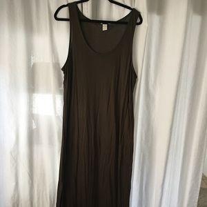 H&M Basics T-shirt Dress